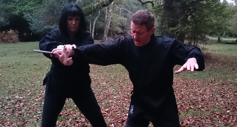 New Forest Ladies Self Defence